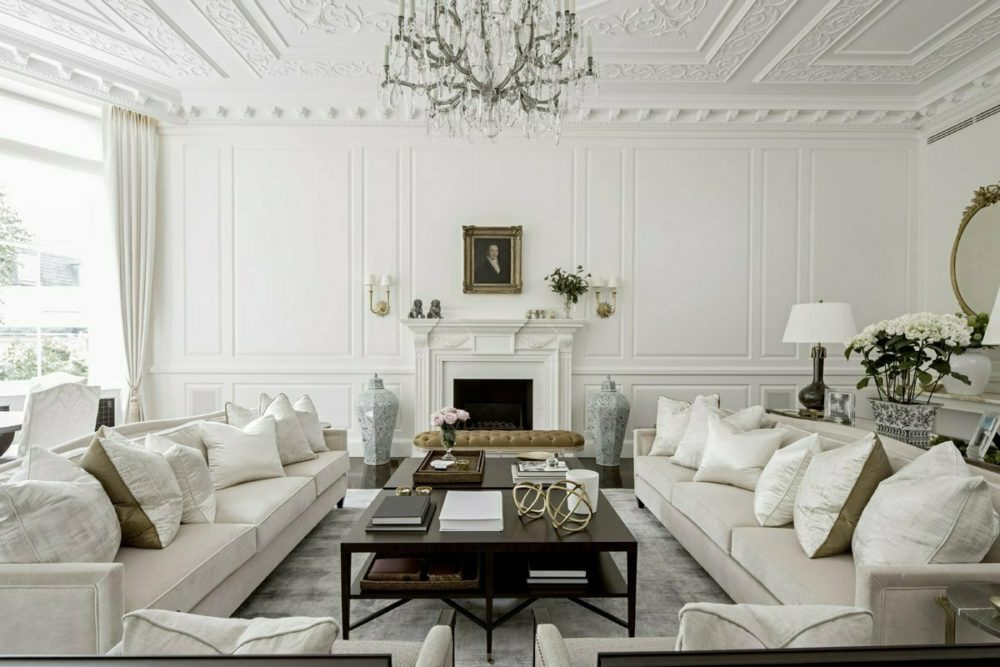 classical interior design