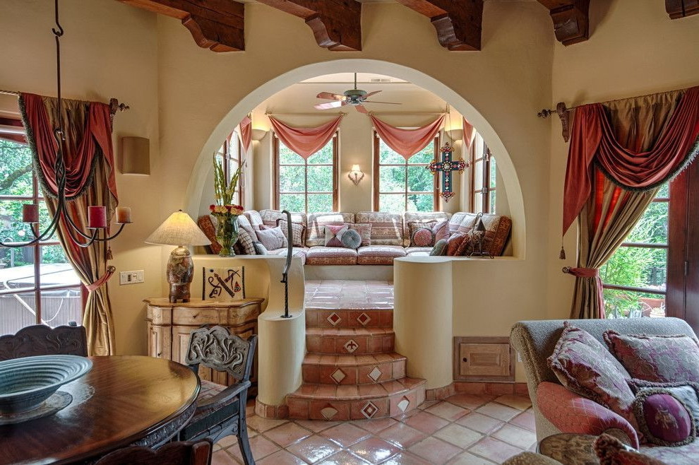 spanish style interior design