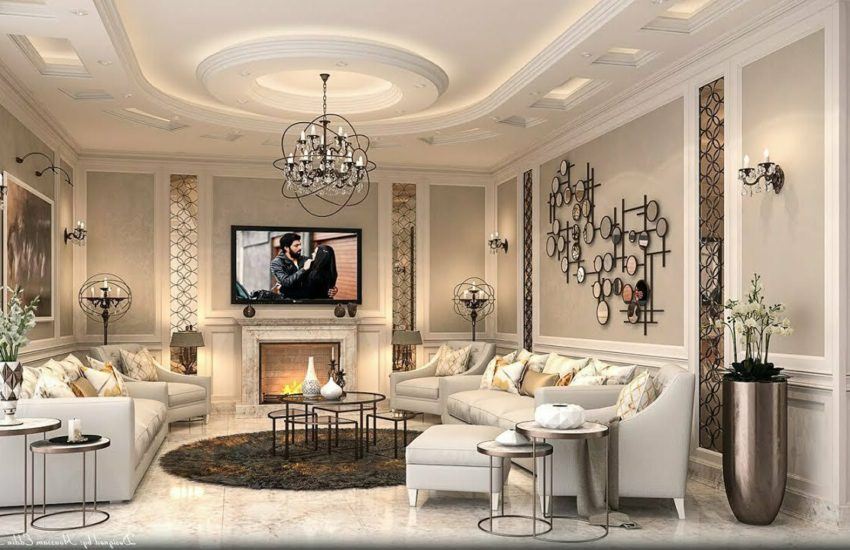 neoclassical interior design