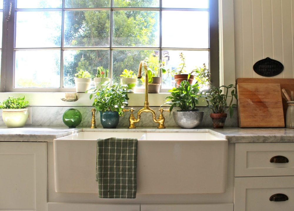 large kitchen window ideas