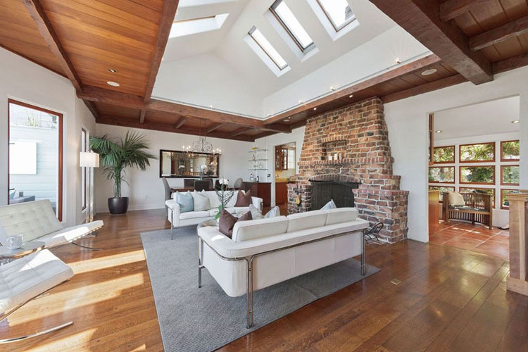 rooms with wooden floors