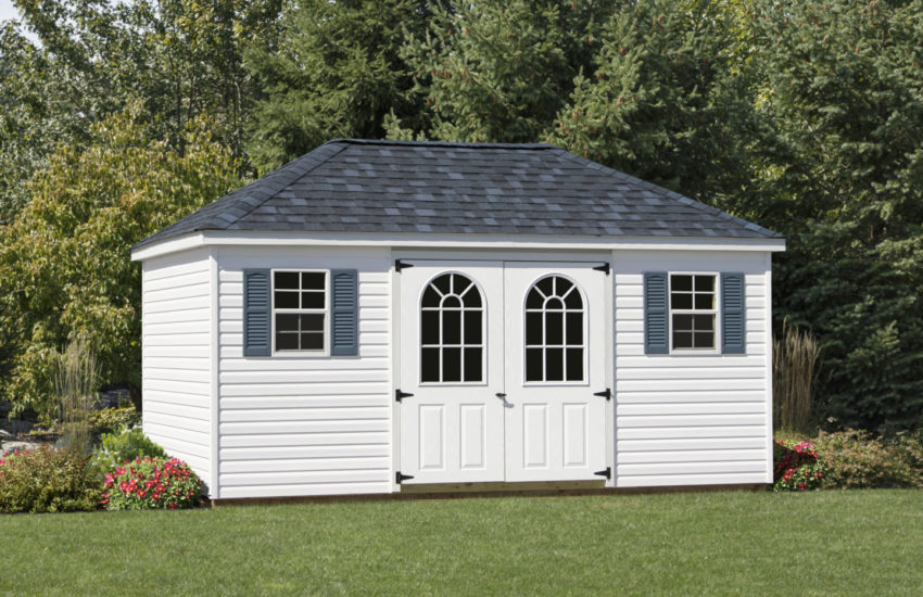 shed roof styles