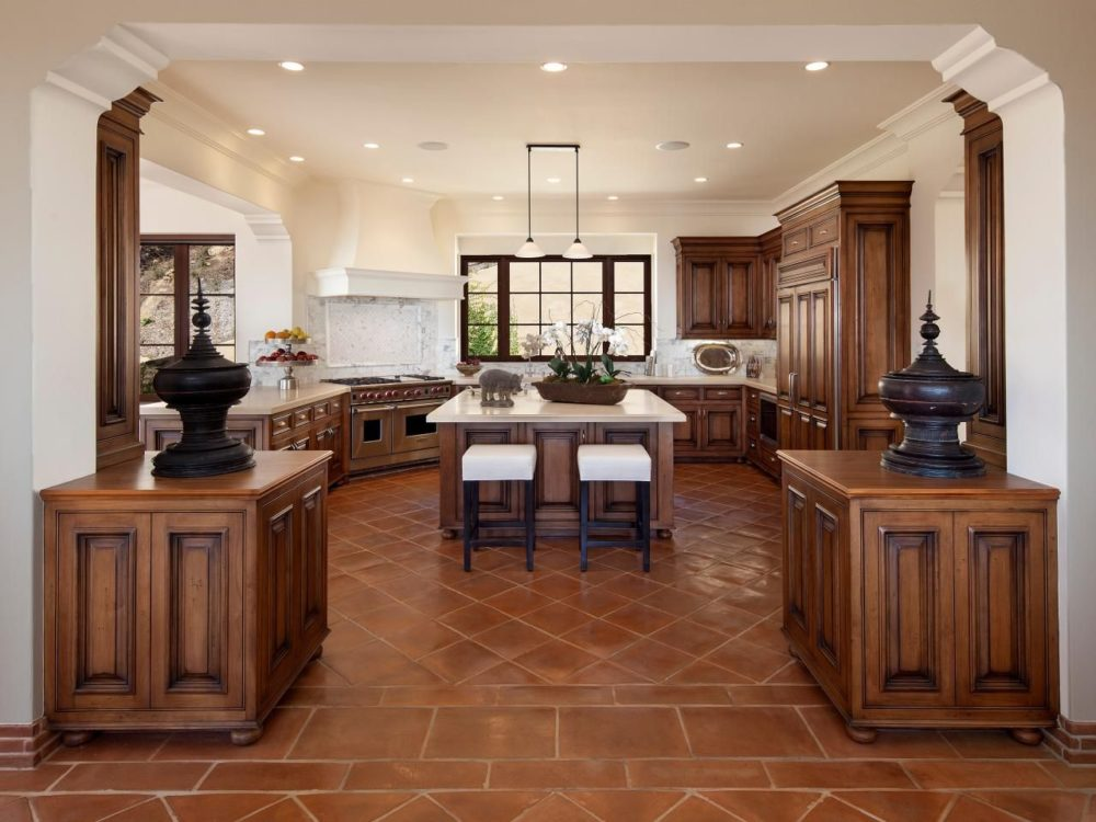spanish style kitchens ideas
