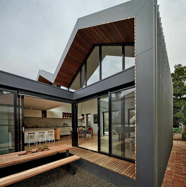 cantilever roof design