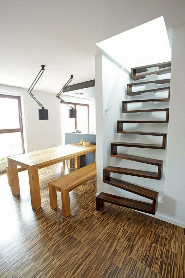 spiral staircase alternative