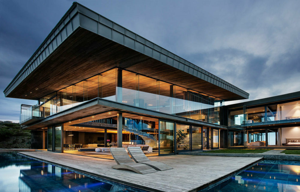 glass houses design