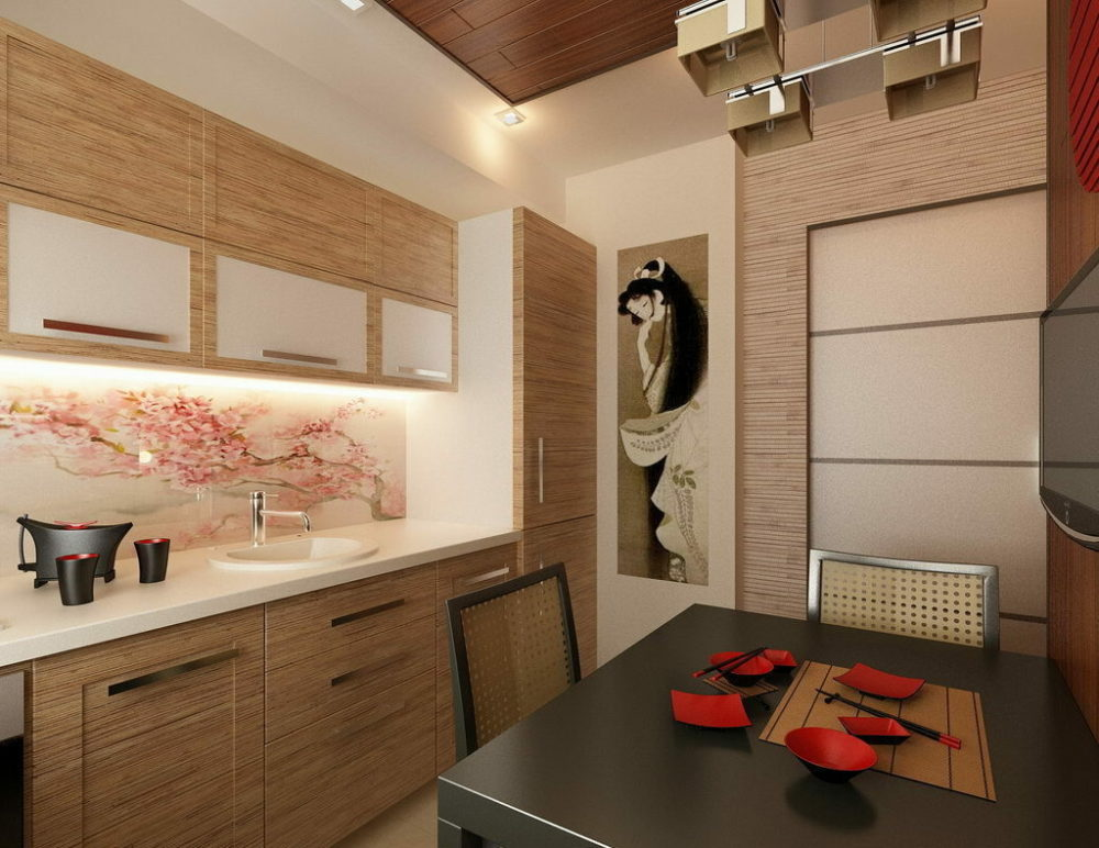japan kitchen design