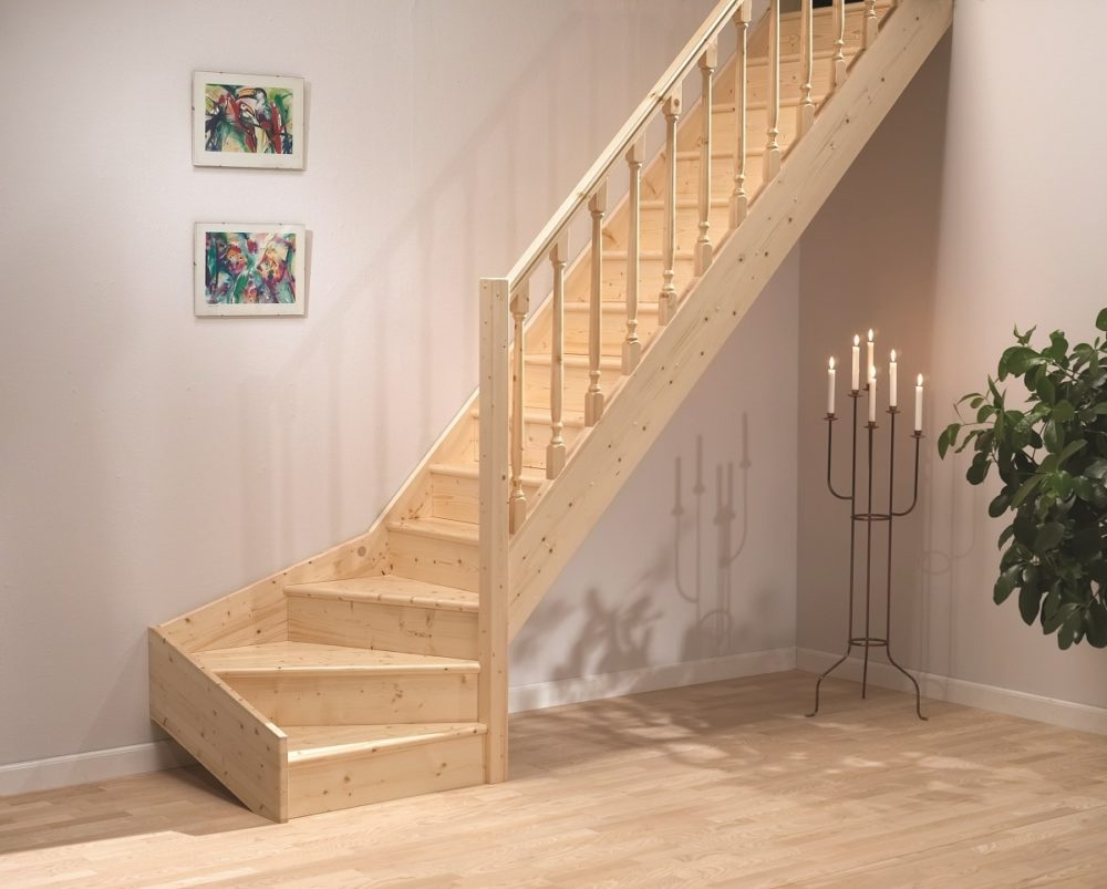 stairs for small space