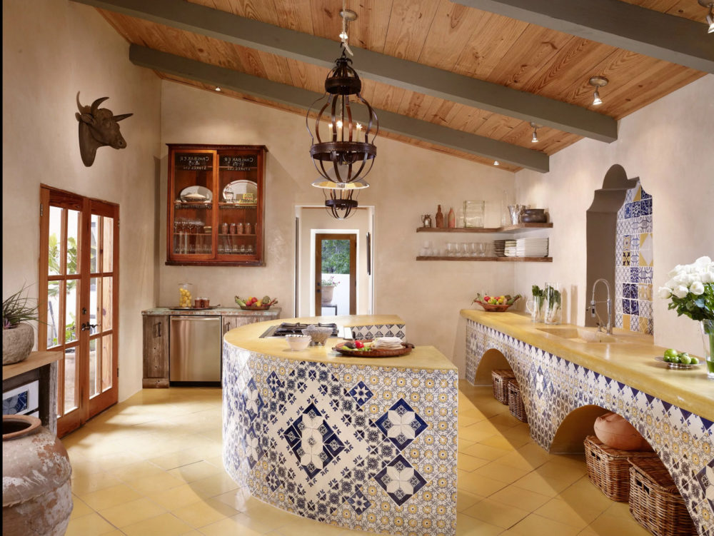 spanish kitchen design