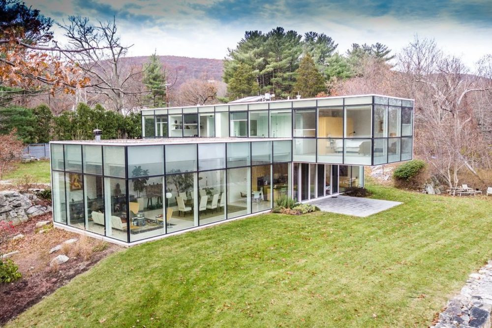 glass houses designs