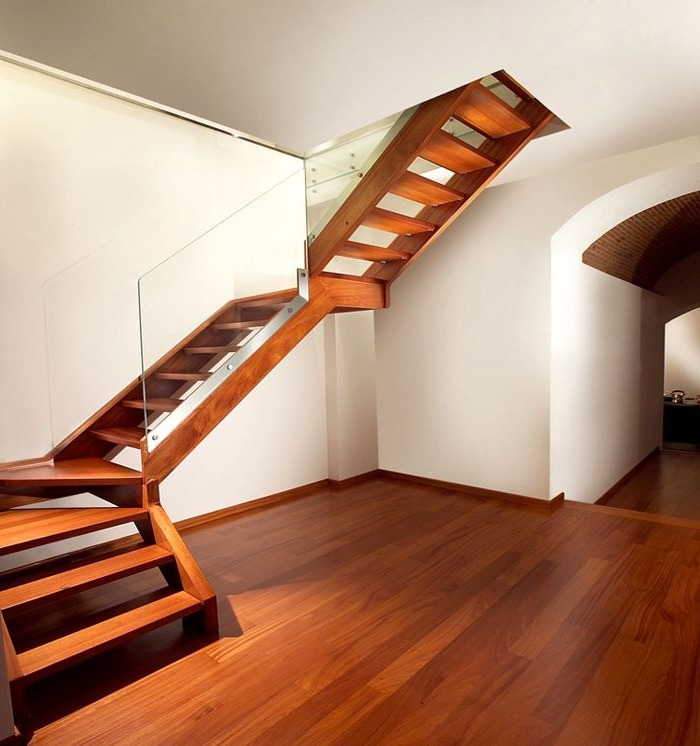 attic stairs ideas