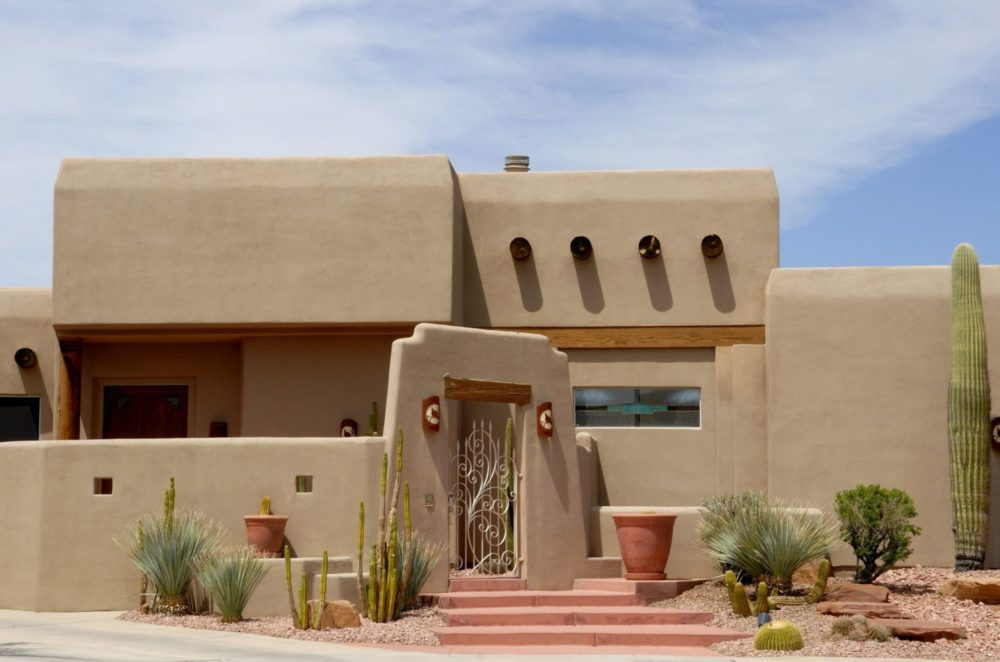 Most popular Arizona home style and architecture
