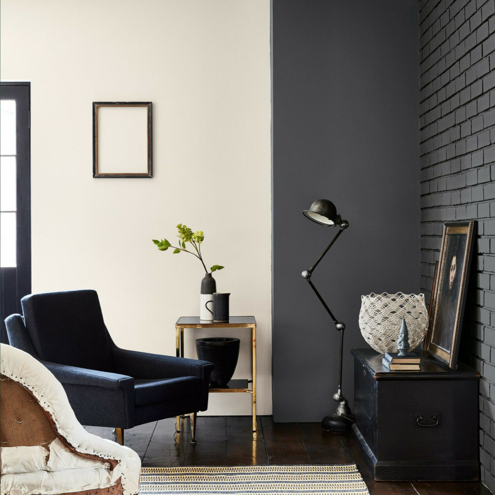 two tone painting ideas