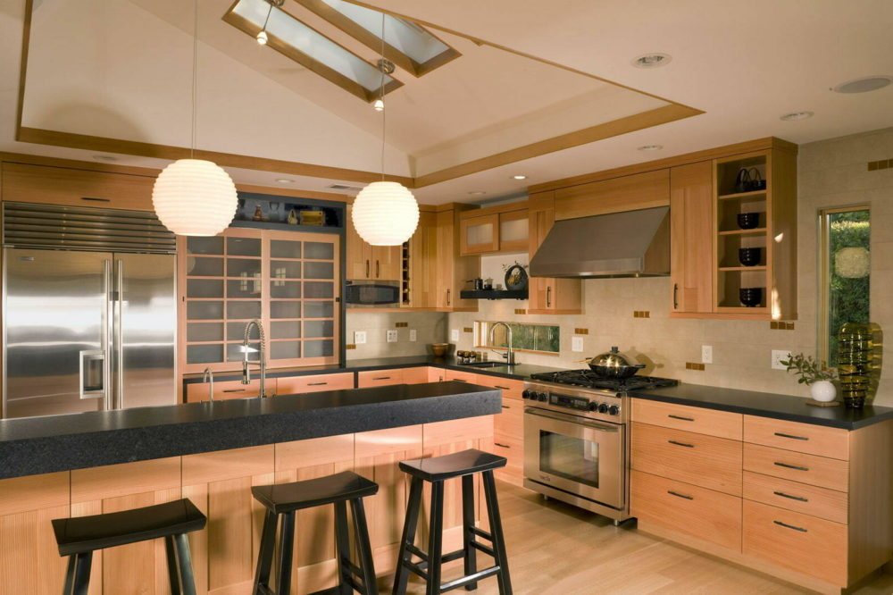 30 Best ideas of Japanese kitchen designs