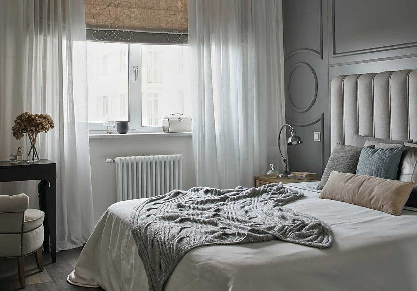 how to choose curtains in the bedroom tips