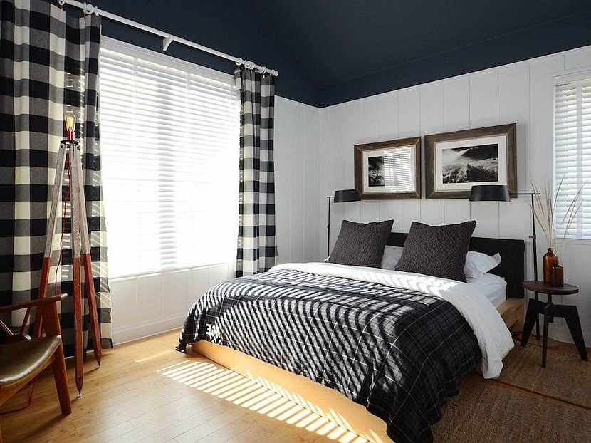 what curtains to choose in the bedroom