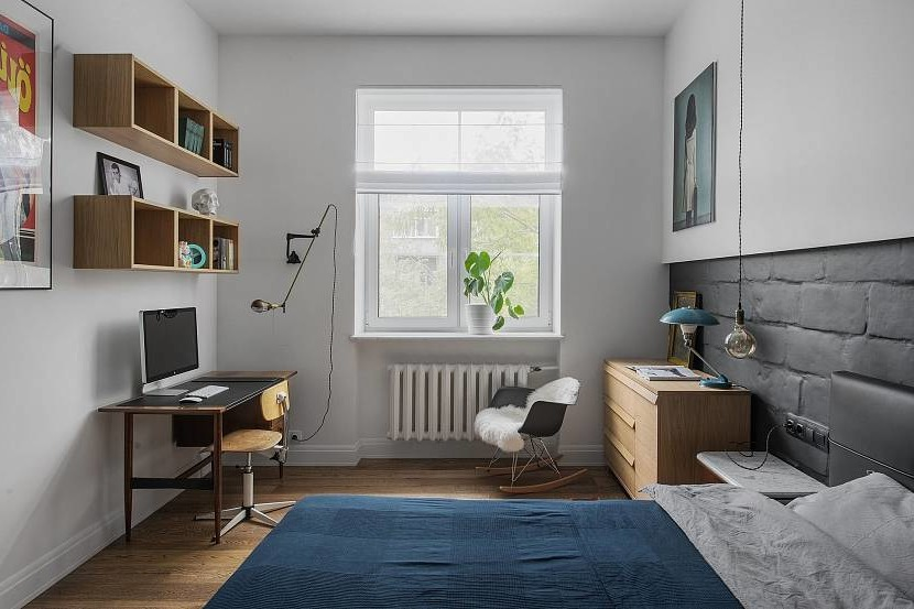 how to expand the space of a small room