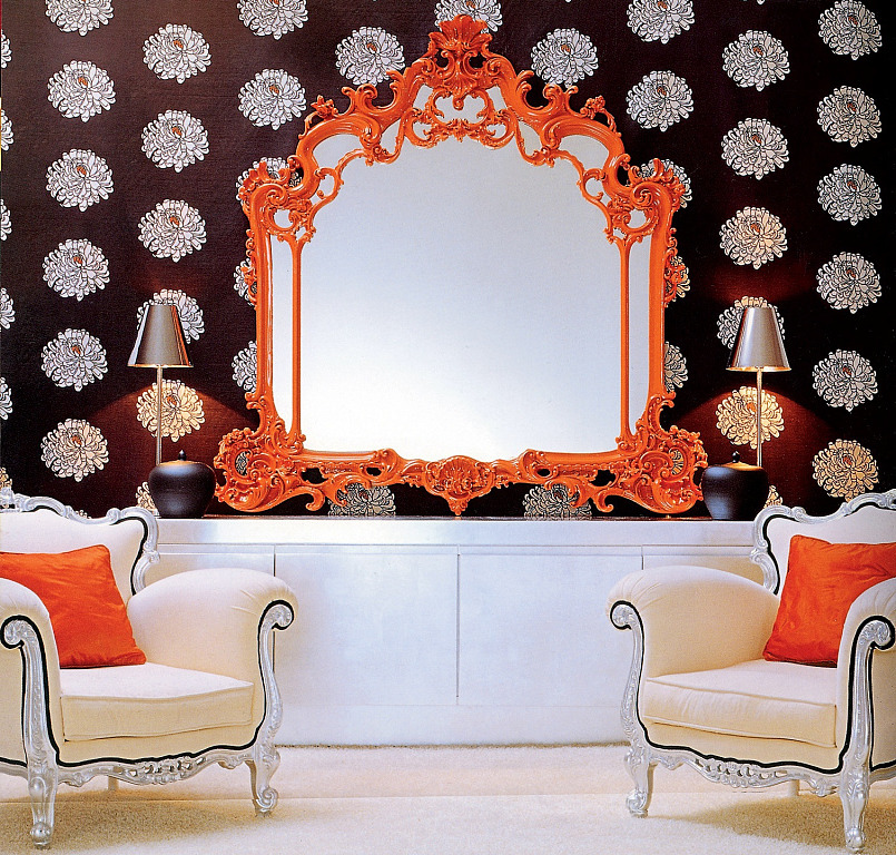 Mirrors in interior design