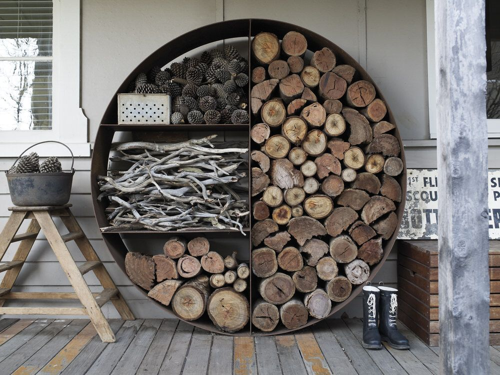 firewood shed ideas