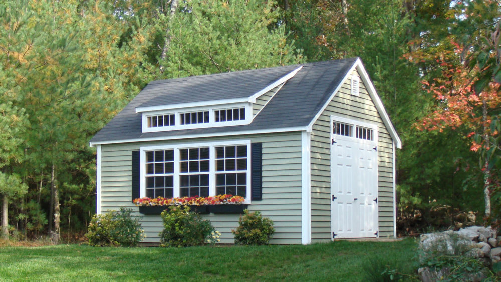 mansard shed roof styles