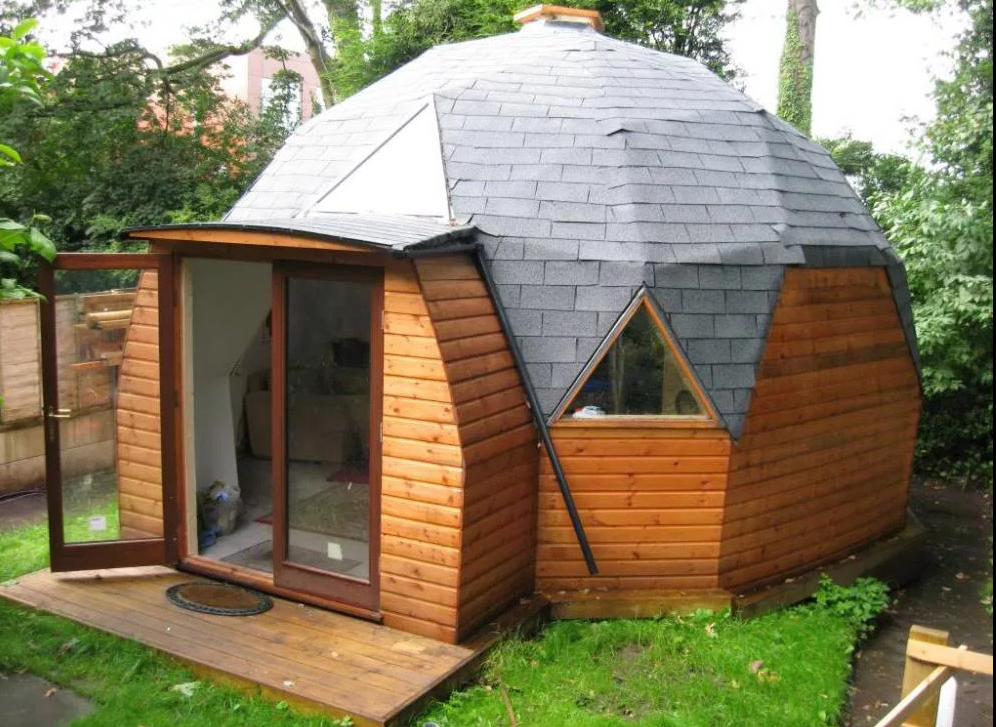 dome shed roof styles